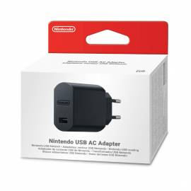 Adaptador de Corrente USB Nintendo