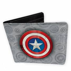Carteira Marvel Captain America