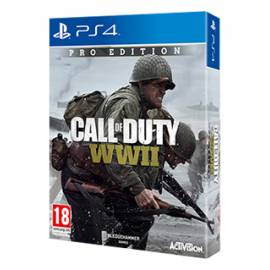Call of Duty WWII - Pro Edition PS4 - Acesso BETA