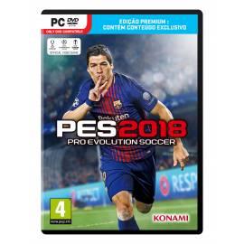 PES 2018 (Em Português) - Edição Premium PC