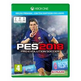 PES 2018 (Em Português) - Edição Premium Xbox One