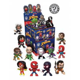 Mini POP! Bobble Head: Spider Man Classic Exclusive Edition
