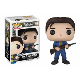 POP! Vinyl Games: Fallout Sole Survivor 75