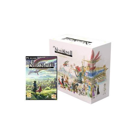 Ni no Kuni II: O Renascer De Um Reino PC - King's Edition - OFERTA DLC