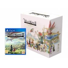Ni no Kuni II: O Renascer De Um Reino PS4 - King's Edition - OFERTA DLC