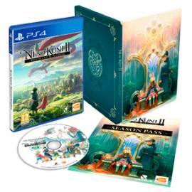 Ni no Kuni II O Renascer De Um Reino PS4 - Prince's Edition - OFERTA DLC