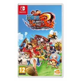 One Piece: Unlimited World Red - Deluxe Edition - Switch