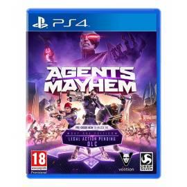 Agents of Mayhem (Seminovo) PS4