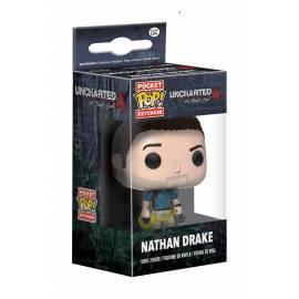 POCKET POP! Porta-Chaves: Uncharted 4 Nathan Drake