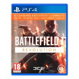 Battlefield 1 - Revolution Edition PS4