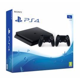 Consola PS4 Slim 1TB + Comando Dualshock 4 Extra