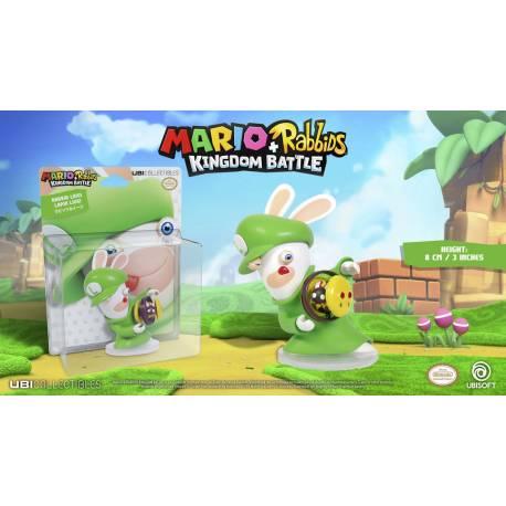 Figura Rabbids Luigi 8 cm