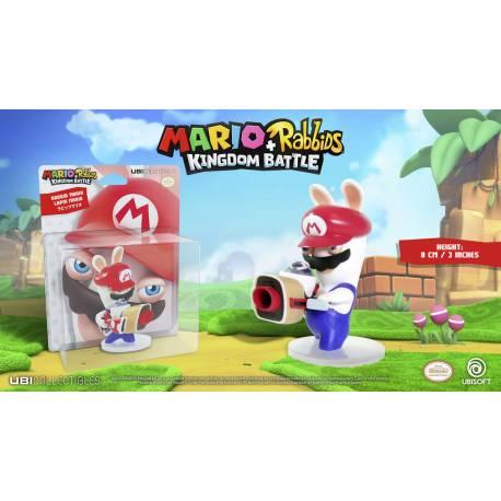 Figura Rabbids Mario 8 cm