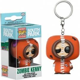 POCKET POP! Porta-Chaves: South Park - Zombie Kenny