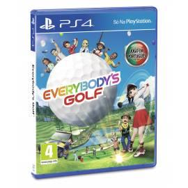 Everybody´s Golf PS4 (Com Ofertas)