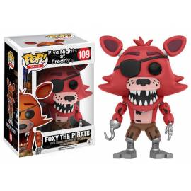POP! Vinyl Games: Five Nights At Freddy's Foxy The Pirate 109