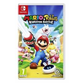 Mario + Rabbids Kingdom Battle (Seminovo) Switch