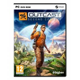 Outcast: Second Contact PC