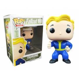 POP! Vinyl Games: Fallout Vault Boy Charisma 98