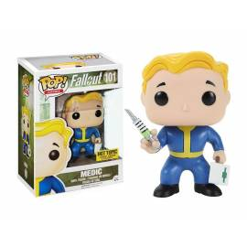 POP! Vinyl Games: Fallout Vault Boy Medic 101