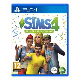 The Sims 4 - Deluxe Party Edition PS4