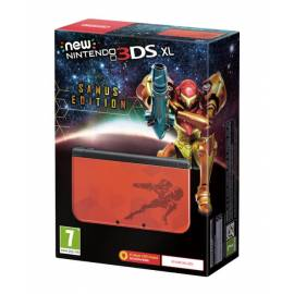 Consola Nintendo New 3DS XL - Samus Edition (Sem Jogo)
