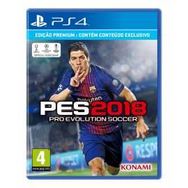 PES 2018 (Em Português) - Edição Premium PS4