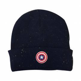 Gorro Captain America Logo