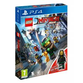 LEGO The Ninjago Movie: Videogame - Toy Edition PS4