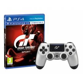 Gran Turismo Sport PS4 + Dualshock 4 Edição Especial Gran Turismo Sport