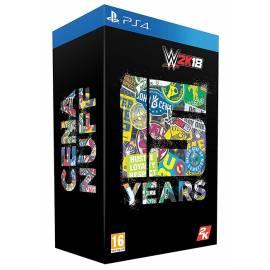 WWE 2K18 - Cena Nuff Edition PS4