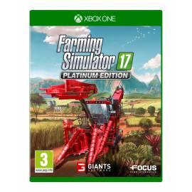 Farming Simulator 17 - Platinum Edition Xbox One