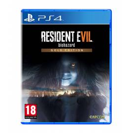 Resident Evil 7: Biohazard - Gold Edition PS4