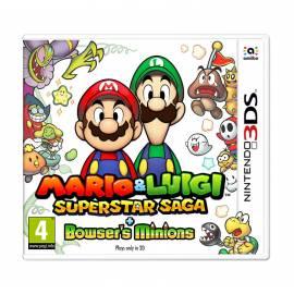 Mario & Luigi Super Star Saga + Bowser's Minions 3DS