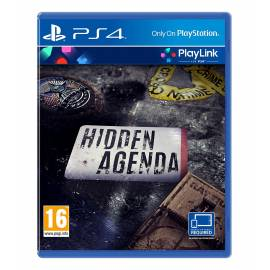 Hidden Agenda (PlayLink) PS4