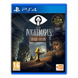 Little Nightmares - Deluxe Edition PS4
