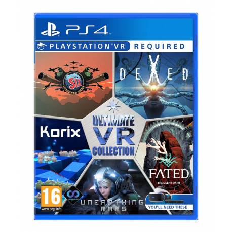 VR Ultimate Collection PS4