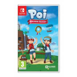 Poi: Explorer Edition Switch