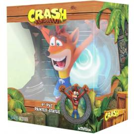 Estátua Crash Bandicoot N. Sane Trilogy 23 cm
