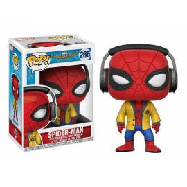 POP! Vinyl Marvel: Spider-Man Homecoming With Headphones 265