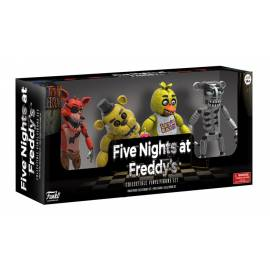 Five Nights At Freddy's Nightmare Collectible Figure Set