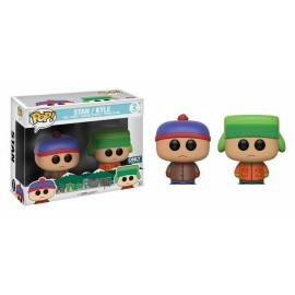 POP! TV: South Park Stan and Kyle (2 Pack)