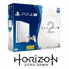 Consola PS4 Pro 1TB Glacier White (Branca) + Destiny 2 (Com Extras)