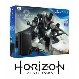 Bundle Consola PS4 Slim 1TB + Destiny 2 (Com Extras)