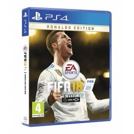 FIFA 18 Ronaldo Edition (Em Português) PS4