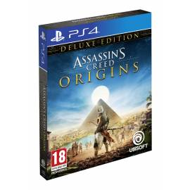 Assassin's Creed Origins - Deluxe Edition PS4