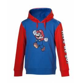 Camisola Nintendo Mario Here We Go Tamanho 6 - 8 Anos