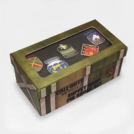 Conjunto de Pins Call of Duty WWII