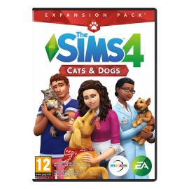 The Sims 4 Cats and Dogs Expansion Pack PC