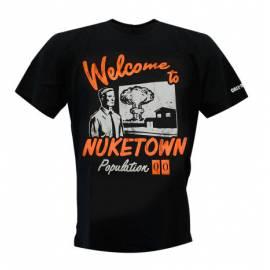 T-shirt Call of Duty Nuketown - Tamanho S